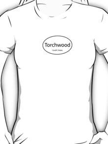 Torchwood Euro  T-Shirt