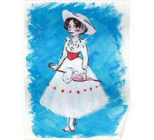 Miss Poppins Poster