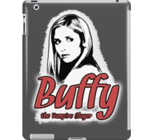 Buffy Summers: One Girl in All the World iPad Case/Skin