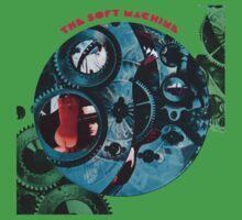 The Soft Machine by retroretro