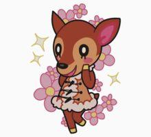 Fauna of Animal Crossing New Leaf by 2ll2l