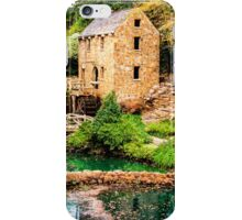 Afternoon At The Old Mill - Arkansas iPhone Case/Skin