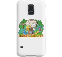 DARYL MEETS STEWIE Samsung Galaxy Case/Skin