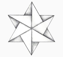 Paper Star by Technohippy