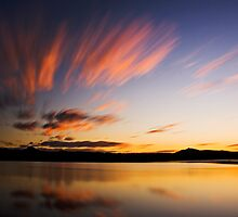 Noosa Lakes Sunset by morealtitude