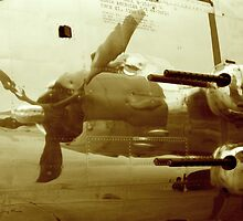B25J Gunship by Jerry  Mumma