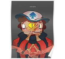 Triangle Trouble Poster