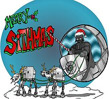 Merry Sithmas by Skree