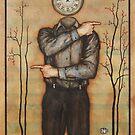 Chronological Man by Keelan McMorrow