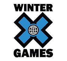 Winter X Games Photographic Print