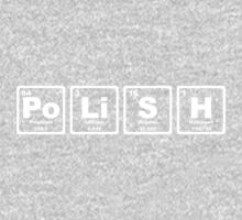 Polish - Periodic Table Kids Clothes