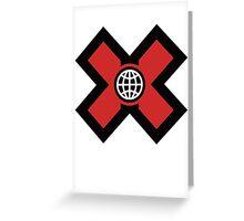 X-Games Plain Greeting Card