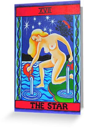 The Star by Anni Morris