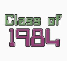 Class of 1984 by tardisbabes