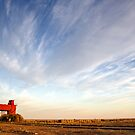 Elevator Dawn- South Australia by morealtitude