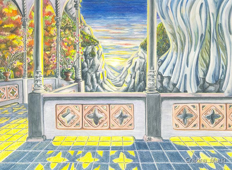 Réveil à Rivendell by Cristina  Marsi