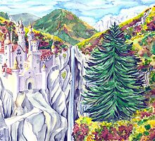 Rivendell by Cristina  Marsi