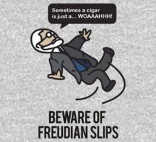 Beware of Freudian Slips Kids Clothes