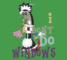Discord - I Don't Do Windows Kids Clothes