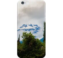 Begbie Mounatin view  iPhone Case/Skin