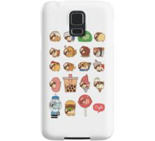 Puglie Food and Drinks Samsung Galaxy Case/Skin
