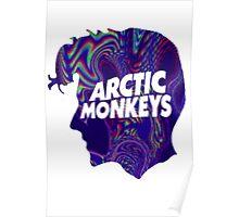 Alex Turner Head Poster
