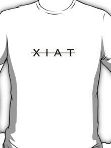 XIAT black T-Shirt