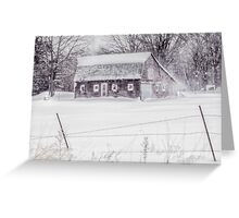 Weathering the Storm Greeting Card