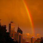 rainbow by Klaudy Krbata