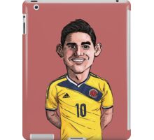 James World Cup iPad Case/Skin