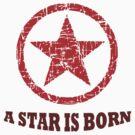 A star is born by Kurt  Tutschek