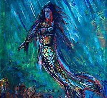Mermaid by mikebone