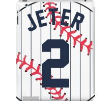 Derek Jeter Baseball Design iPad Case/Skin
