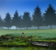 Rosebery Golf Course by NickMonk