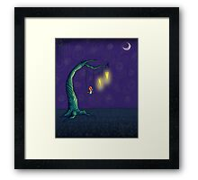 Light at the End of the World Framed Print