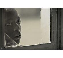 'Aching,' Northern Rwanda Photographic Print