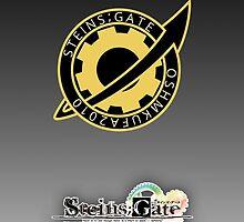 Steins;Gate Phone Case by BananaEmperor