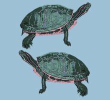Turtles by Kurt  Tutschek
