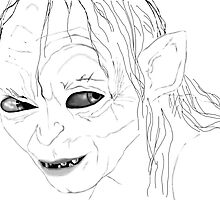 Gollum by YourSuccess