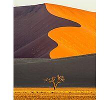 Namib-Naukluft National Park of Namibia Photographic Print