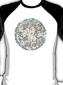 Orbital Patchwork T-Shirt