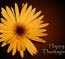 Happy Thanksgiving by Bonnie T.  Barry