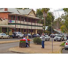 Nannup Hotel, Western Australia Photographic Print