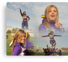 Cheer For What You Believe In Metal Print