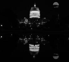 The United States Capitol -  MMXIV - Washington D.C. by Matsumoto