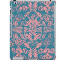 Great Barrier Reef ( pink ) coral pattern iPad Case/Skin