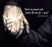 Hold my hand... by Giuseppe Esposito