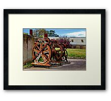 """""""Remnant of the Past"""" Framed Print"""