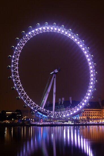 London Eye by David Elliott