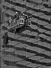 Extreme window cleaning by awefaul